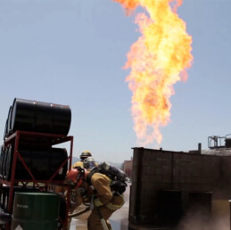 Atmospheric Hazmat training