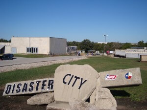SensoryCo assists TEEX at Disaster City for a TX-TF1 FSE in April 2012